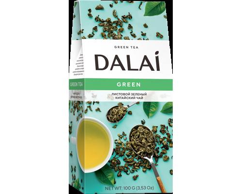 Чай Dalai Green, 100 г