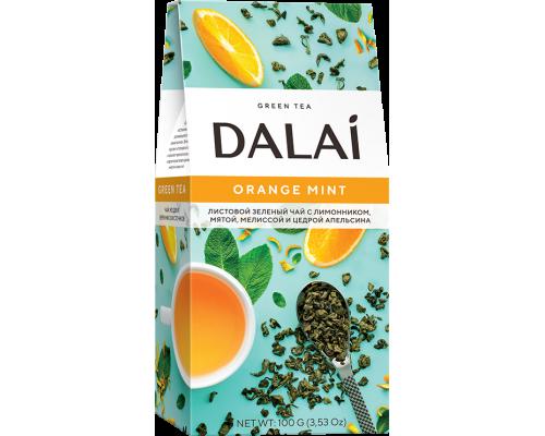Чай Dalai Orange Mint, 100 г