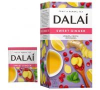 Чай травяной Dalai Sweet Ginger 25 конв.