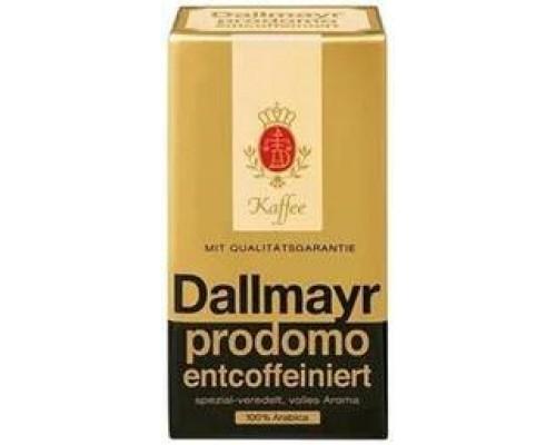 Кофе Dallmayr prodomo Entcoffeiniert  молотый  500 г