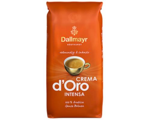 Кофе Dallmayr Crema d'Oro Intensa 1 кг