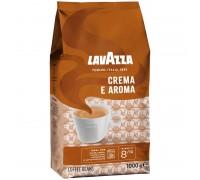 Кофе Lavazza Crema e Aroma  в зерне 1 кг.