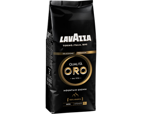 Кофе Lavazza Qualita Oro Mountain Grown INT 250г. зерно