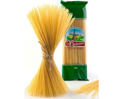 Макаронные изделия. Спагетти «ВЕРОНИ» 500 г.