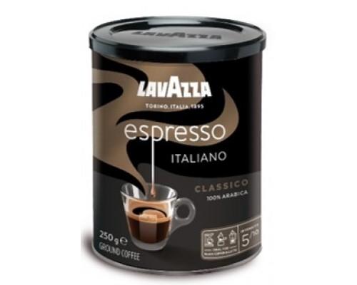 Кофе Lavazza Caffe Espresso молотый (ж\б) 250 г