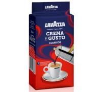 Кофе Lavazza Crema e Gusto молотый 250 г