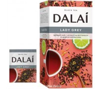 Чай  Dalai Lady Grey  25 конв.