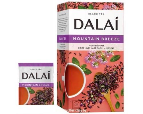 Чай черный Dalai Mountain Breeze  25 конв.