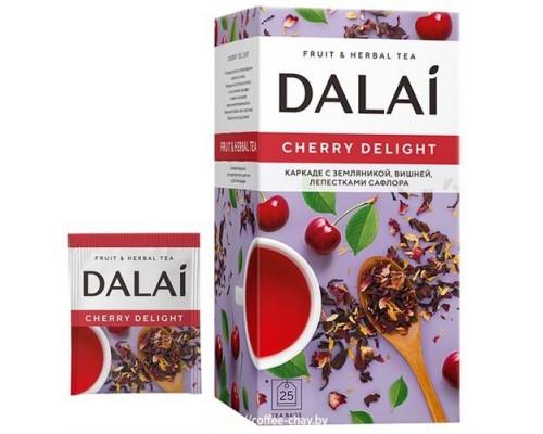 Чай травяной Dalai Cherry Delight 25 конв.