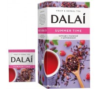 Чай травяной Dalai Summer time 25 конв.