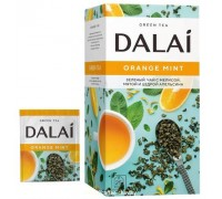 Чай Dalai Orange Mint 25 конв.