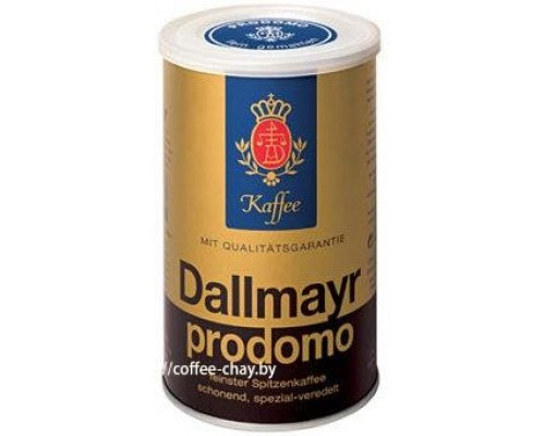 Кофе Dallmayer Prodomo молотый (ж\б) 250 г