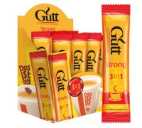Кофе Gutt Strong 3 в 1, 25 пак