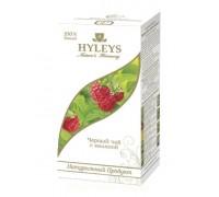 Чай черный Hyleys Гармония природы с малиной 25 пак