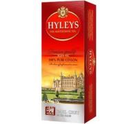 Чай Hyleys Эрл Грей 25 пак