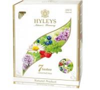 """Чай Hyleys Гармония природы """"7 вкусов"""" 100 пак"""