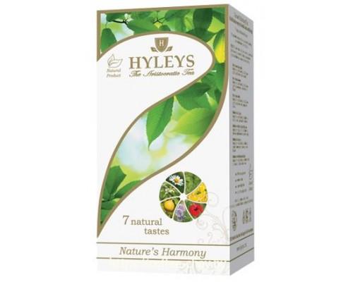"""Чай Hyleys Гармония природы """"7 вкусов"""" 25 пак"""