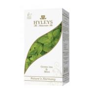 Чай зеленый Hyleys Гармония природы с мятой 25 пак