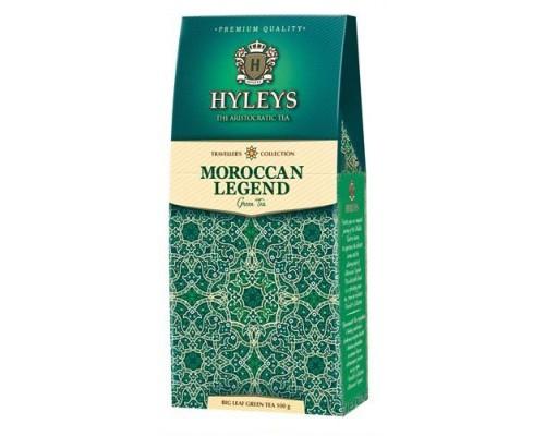 "Чай зеленый Hyleys Traveller's Collection ""Moroccan Legend"" 100 г"