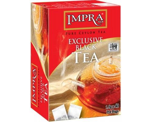 Чай Impra Exclusive 40 пак
