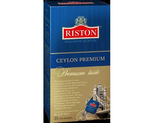 Чай Riston Ceylon Premium 25 пак
