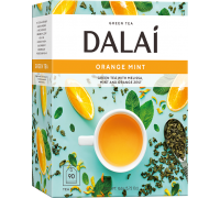 Чай Dalai Orange Mint 90 конв.