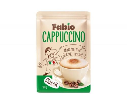 "Напиток кофейный FABIO ""Cappuccino Classic"" 24 шт."