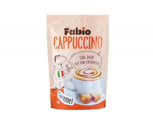 """Напиток кофейный FABIO """"Cappuccino Caramel"""" 24 шт."""