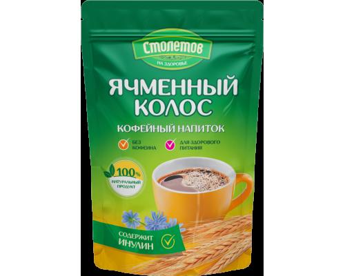 Кофейный напиток Столетов Ячменный Колос 100 г